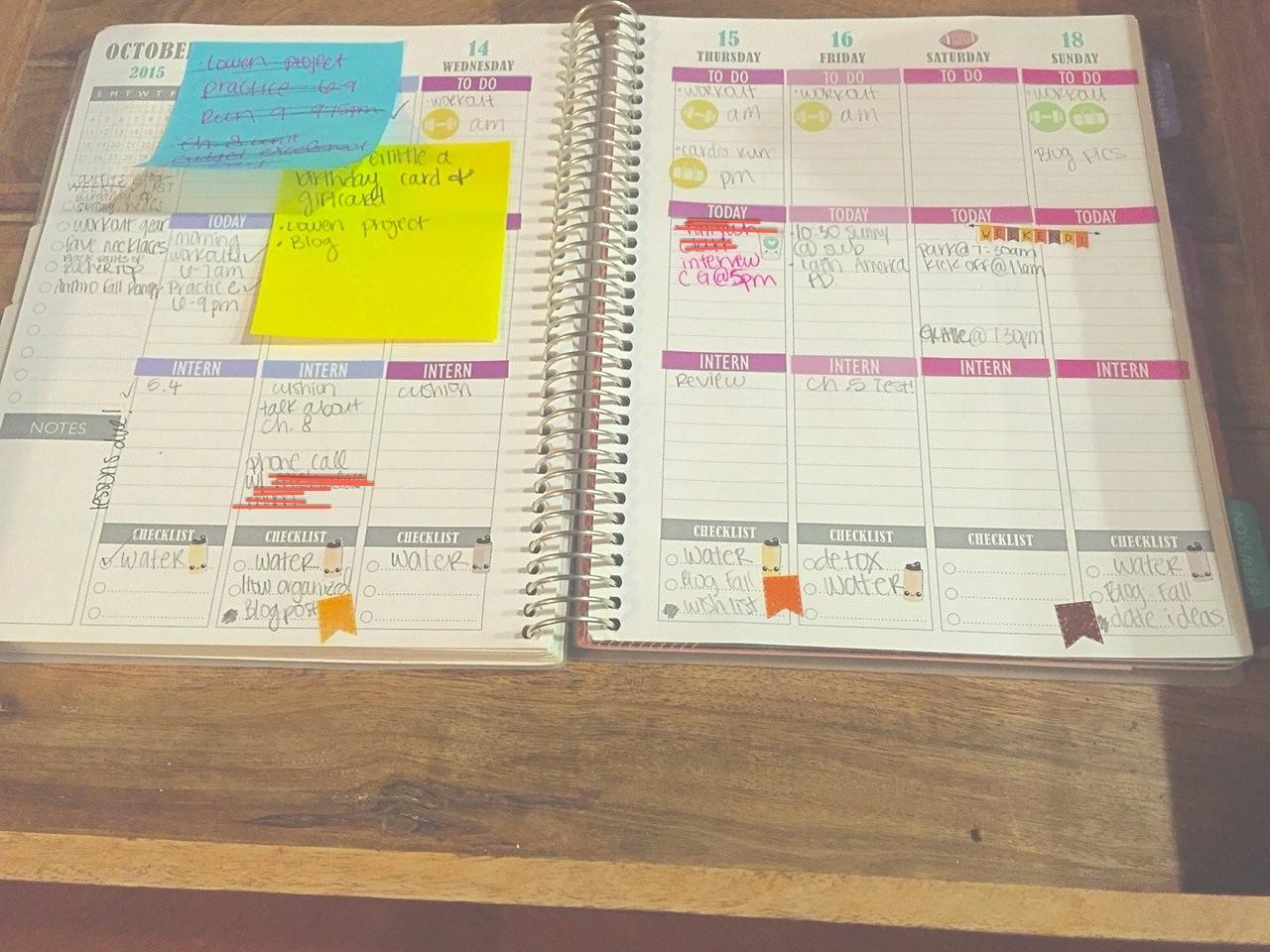 How do I get more organized?...?